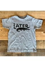 Later Gator Shirt: Grey