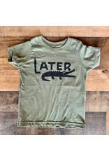 Later Gator Shirt: Green