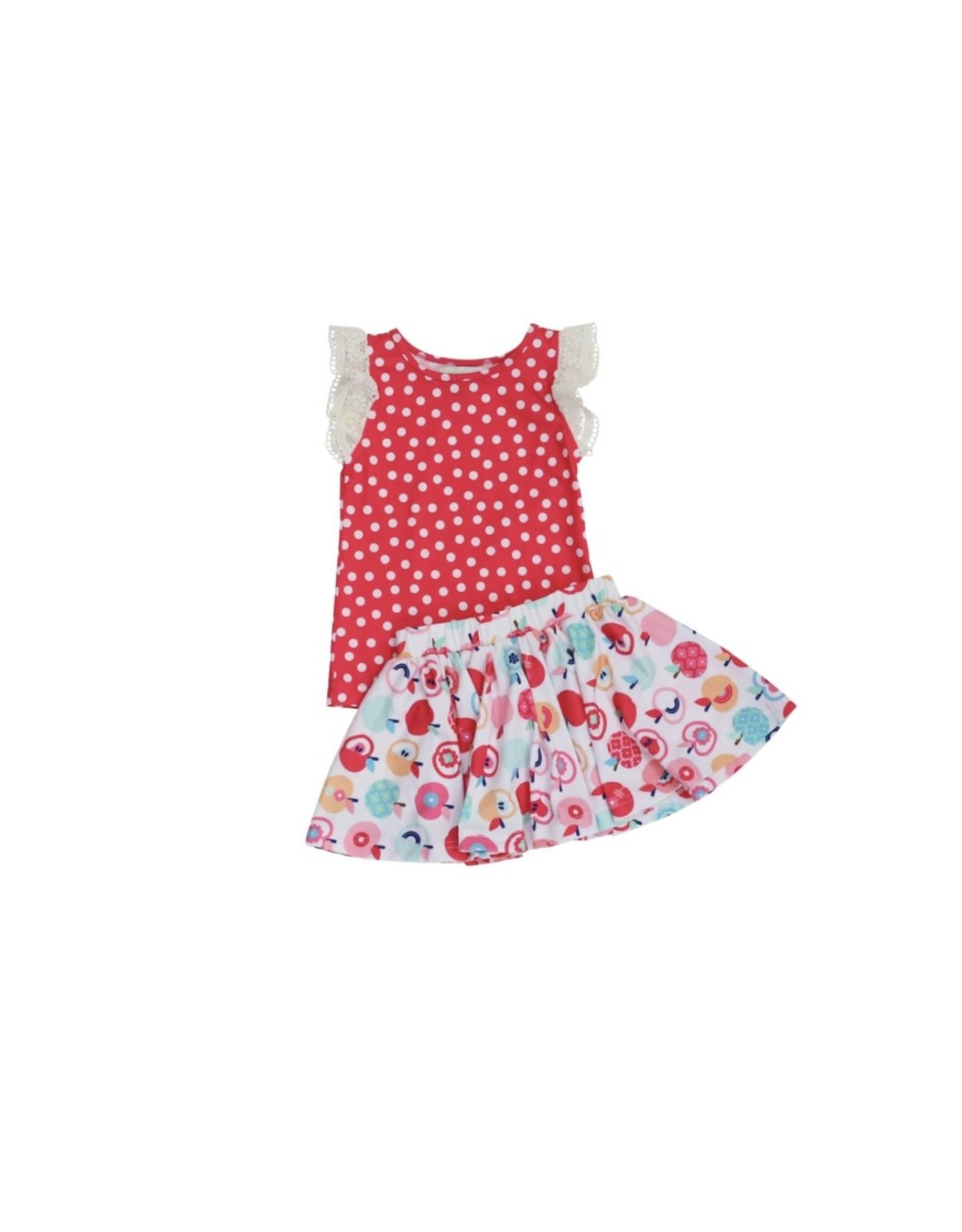 Be Girl Clothing Be Girl- Frankie Two Piece Set