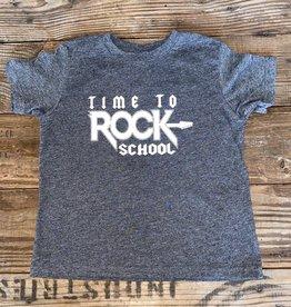 Time to Rock School TShirt
