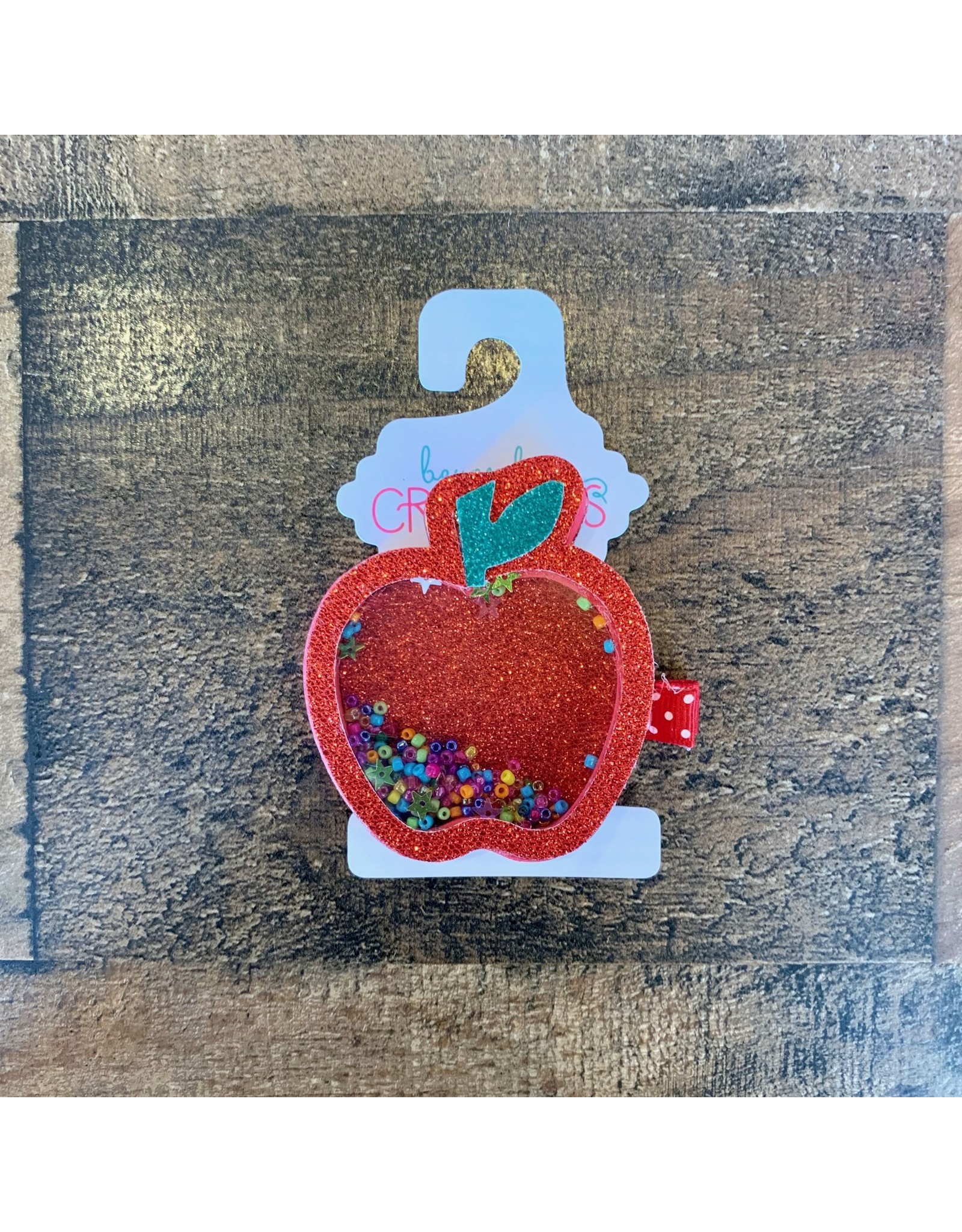 Beyond Creations Beyond Creations- Glitter Apple Shaker
