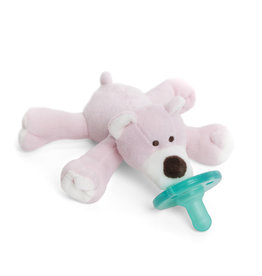 Wubbanub WubbaNub - Pink Bear