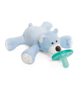 Wubbanub WubbaNub - Blue Bear