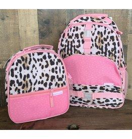 stephen joseph Stephen Joseph- All Over Backpack & Lunchbox Set Leopard