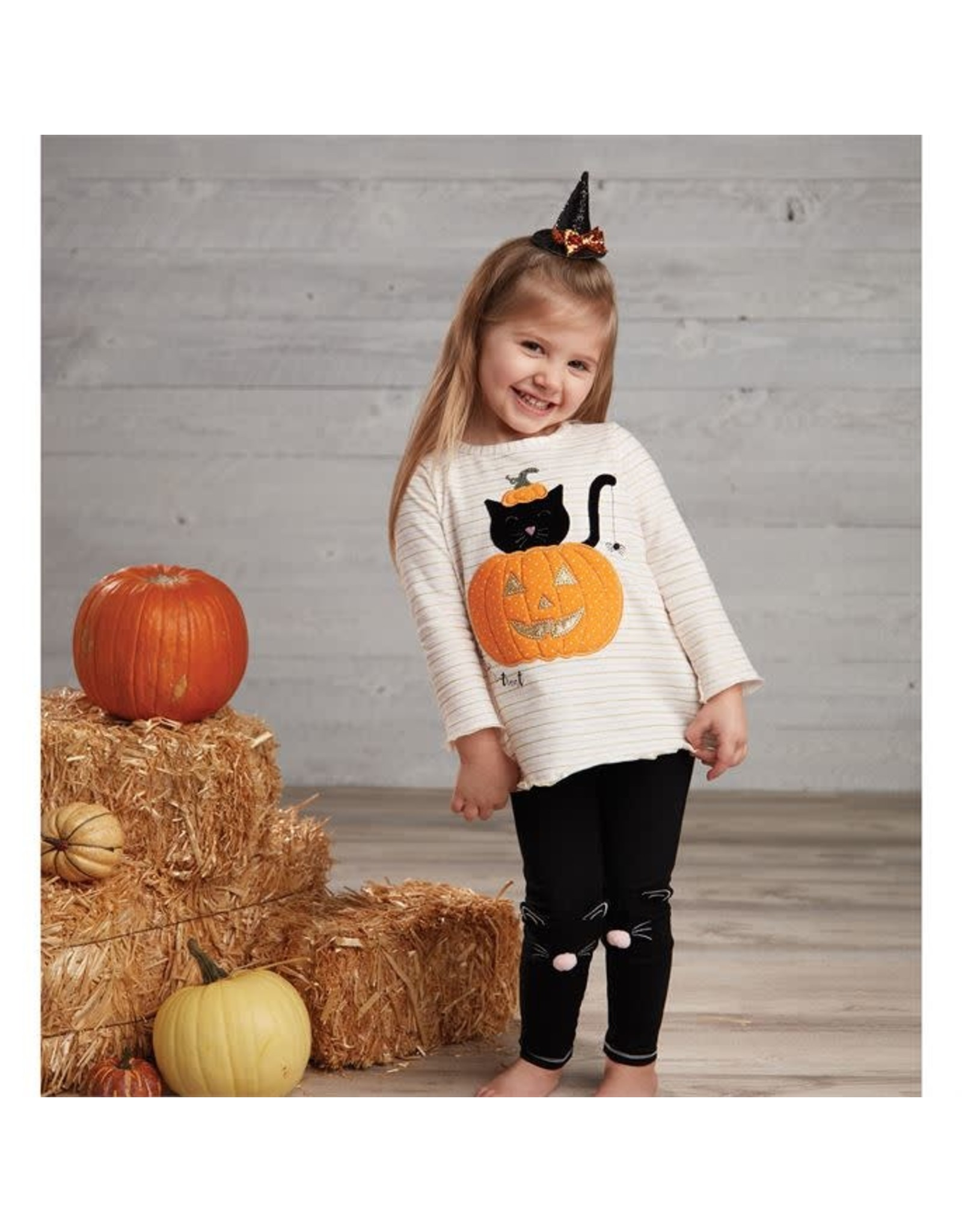 Mudpie Mud Pie- Cat Tunic & Legging