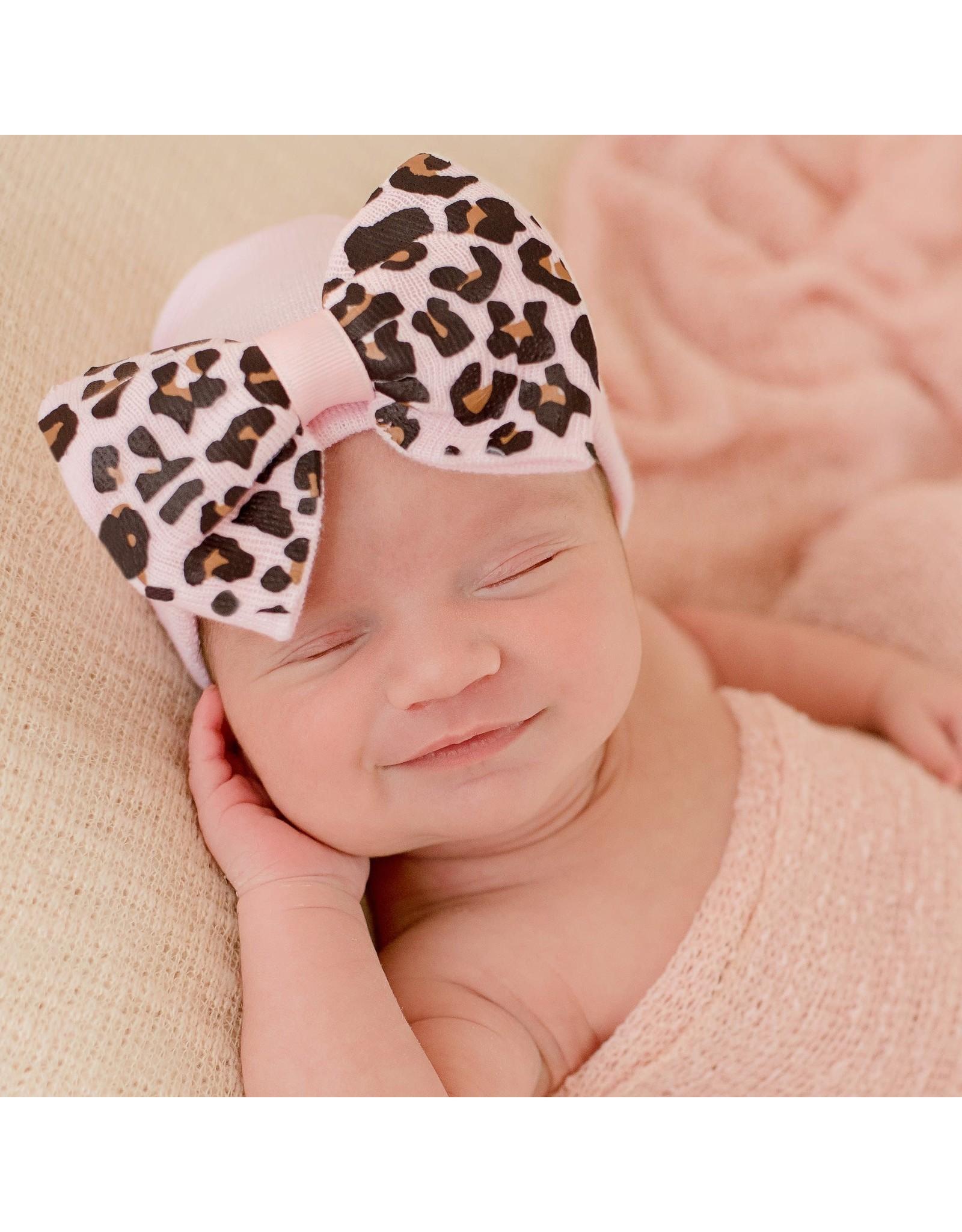 ILYBEAN Ilybean- PINK Lucy Leopard