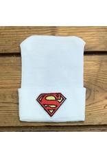 Cradle Cuties - Superman Newborn Hat