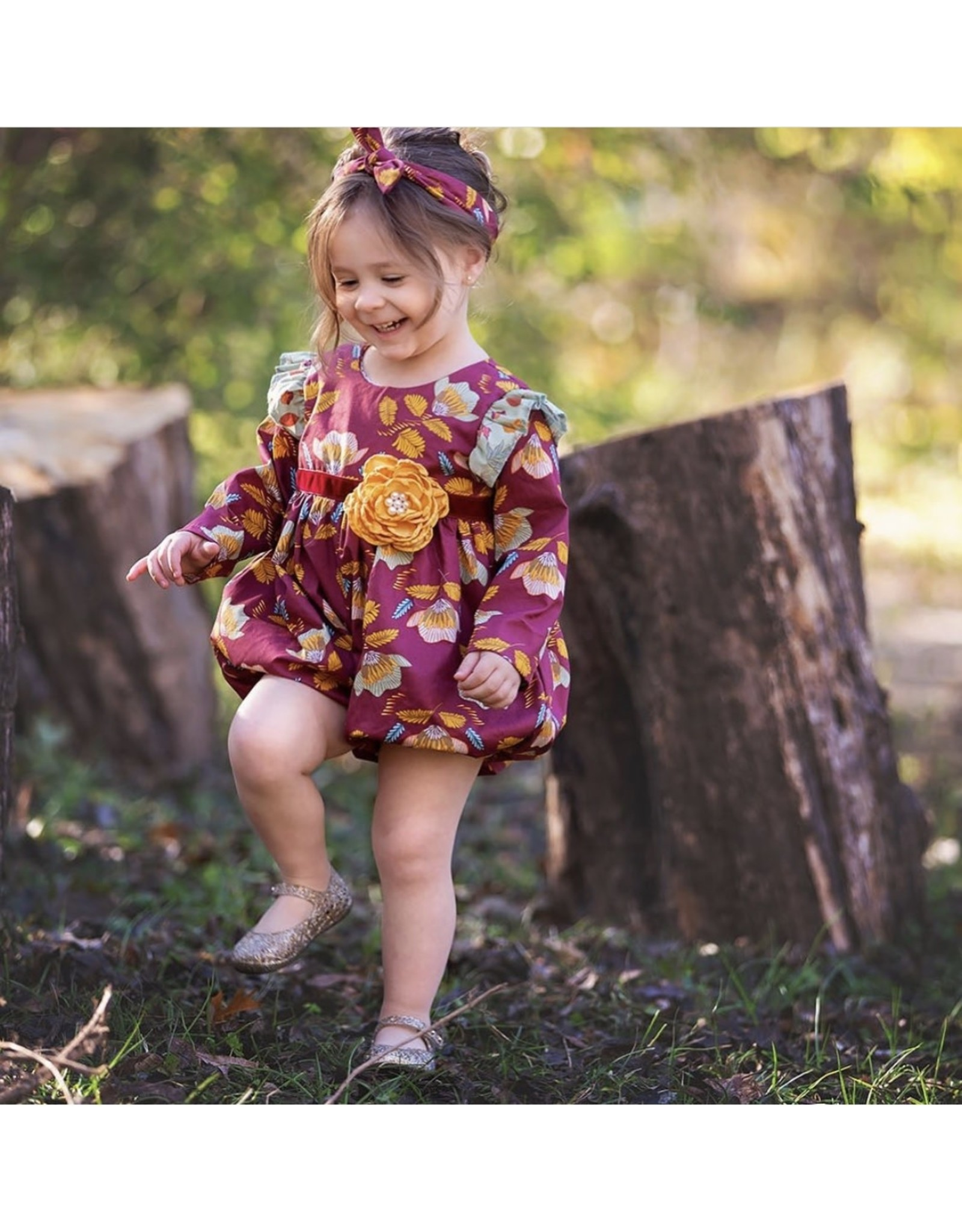Haute Baby Haute Baby - Mulberry Bloom Bubble