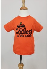 Coolest in the Patch - Orange