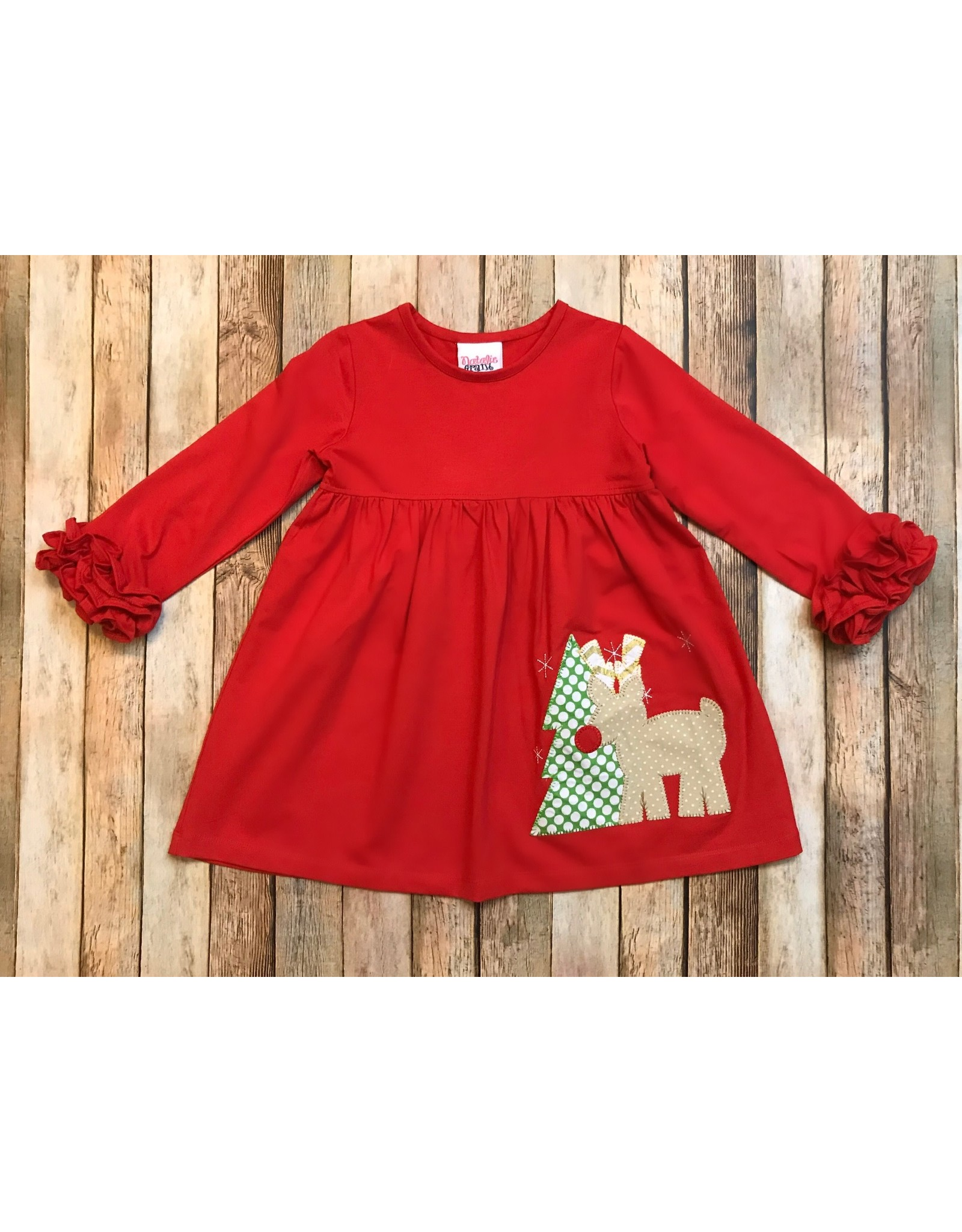 Natalie Grant- Reindeer Dress