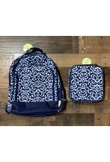 Viv & Lou-Dani Backpack & Lunch Kit Set