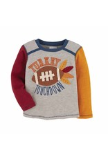 Mudpie Mud Pie- Turkey Touchdown Tee