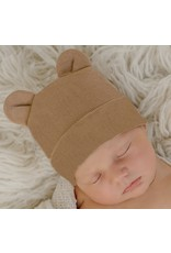 ILYBEAN Ilybean- Brown Bear Nursery Beanie