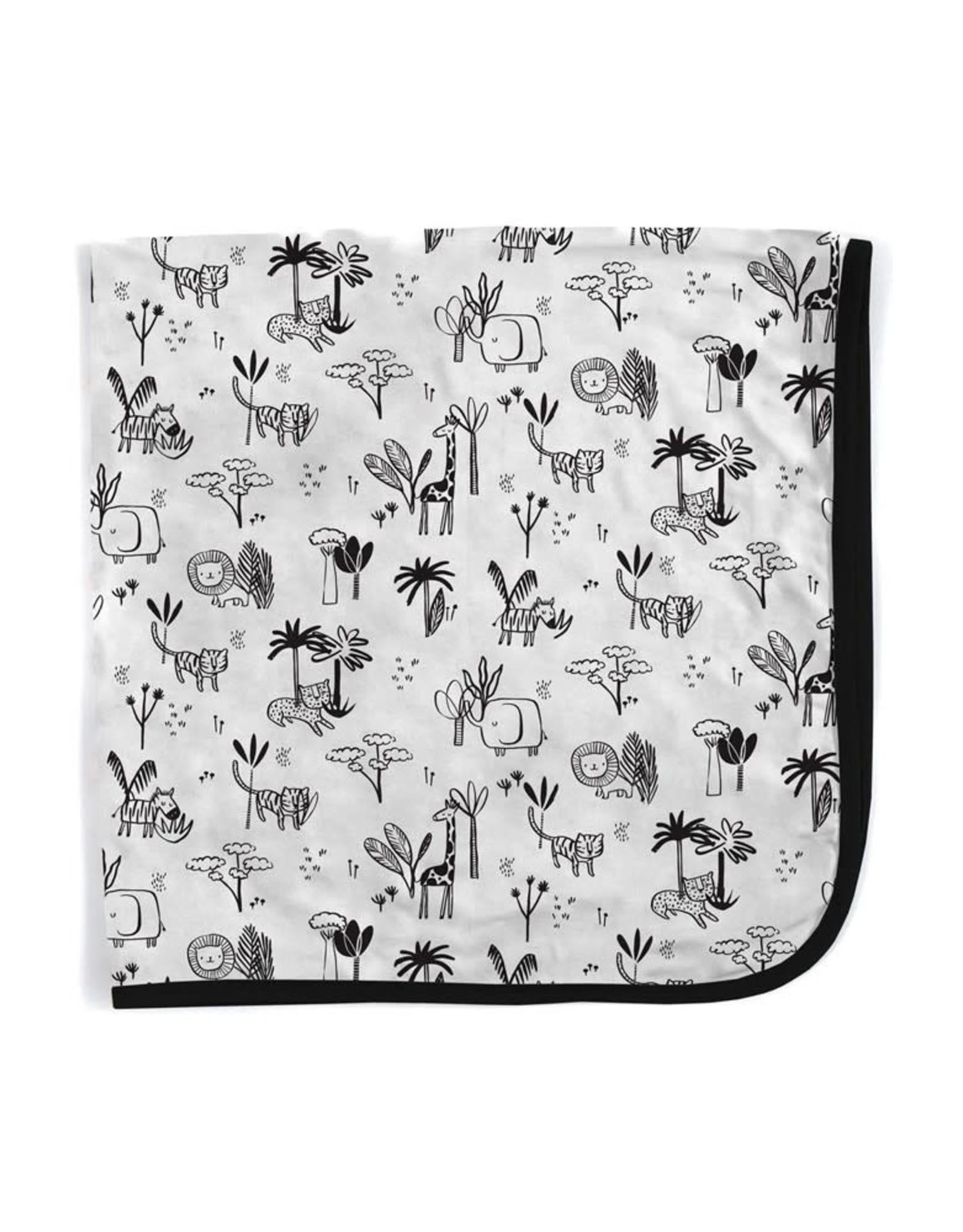 Magnetic Me Magnetic Me- Animal Safari Modal Swaddle Blanket
