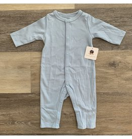 loved by Jade Presley loved by jade presley- Button Coverall: Blue