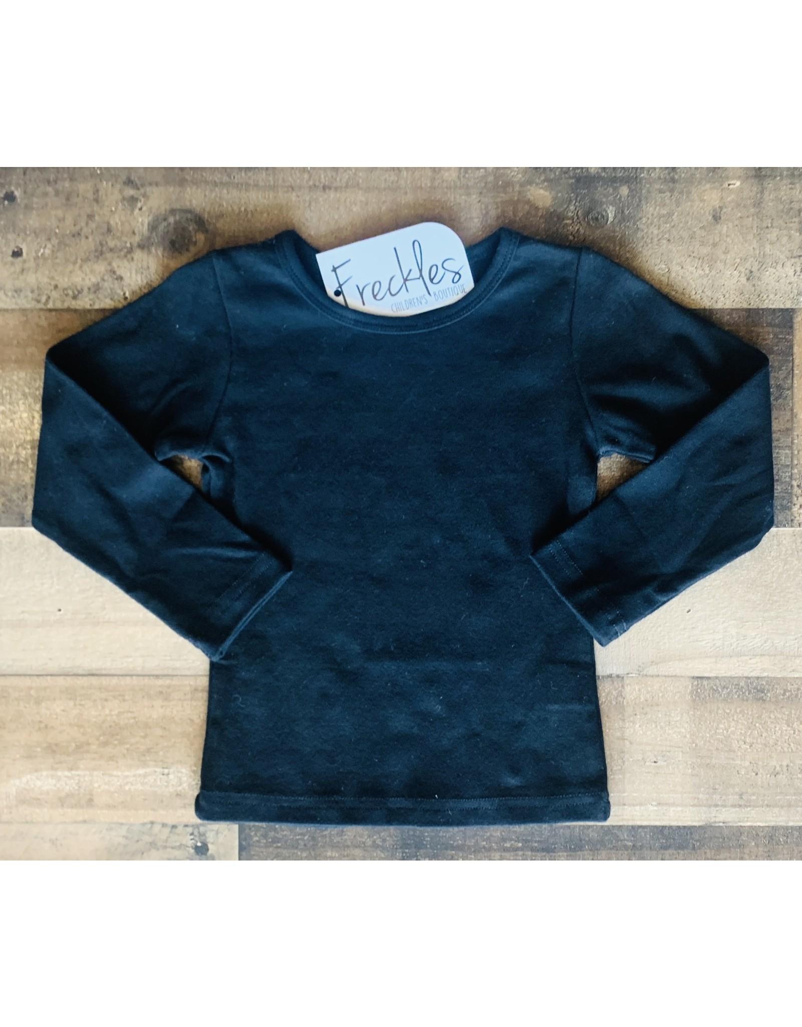 Black L/S Shirt