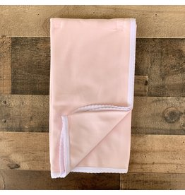 Paty Inc. Paty Inc.- Pink Solid Blanket