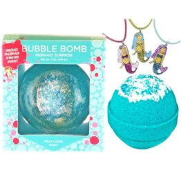Two Sisters Spa Two Sisters Spa - Mermaid Surprise Bubble Bath Bomb