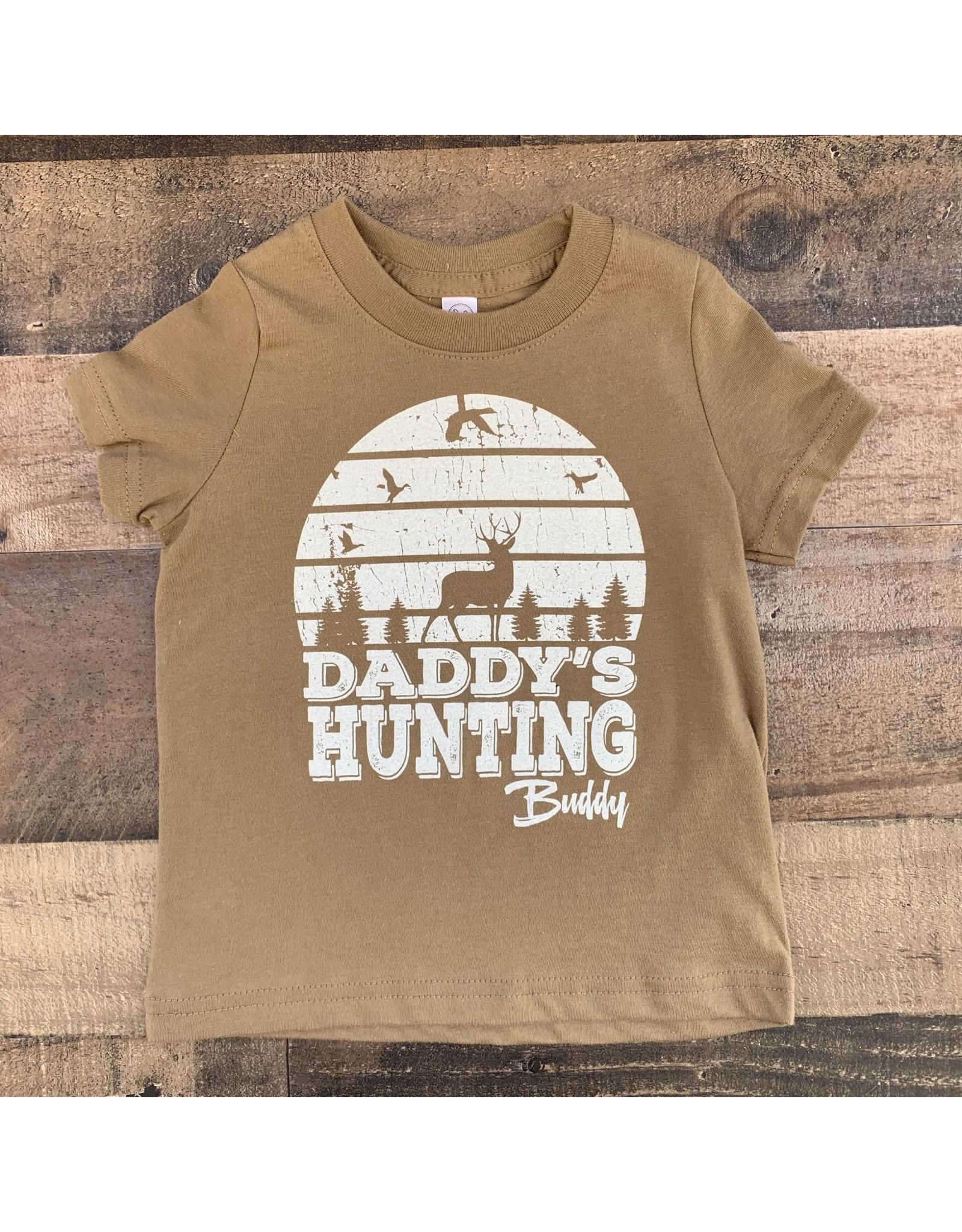 Daddy's Hunting Buddy TShirt