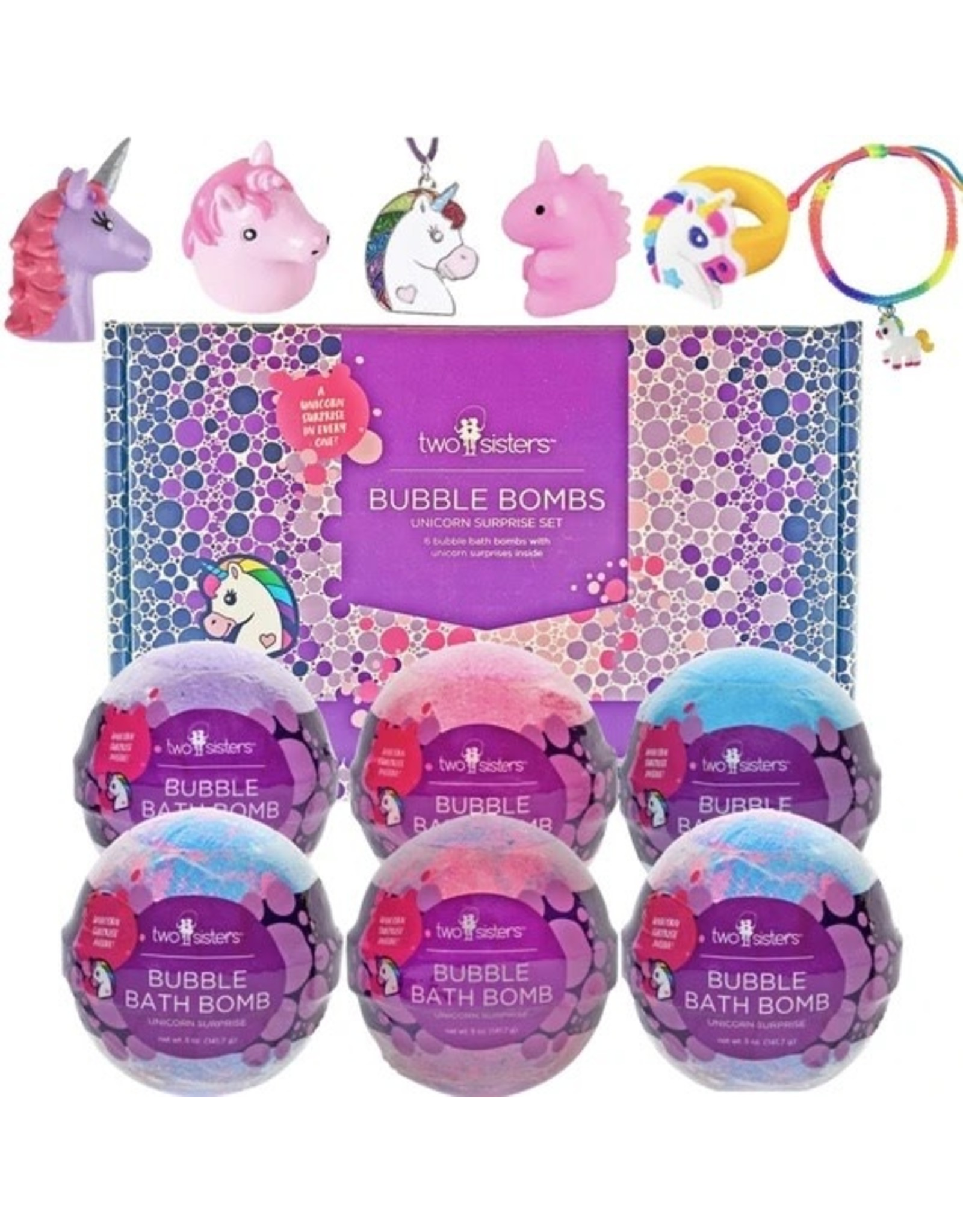 Two Sisters Spa Two Sisters Spa- Unicorn Surprise Set