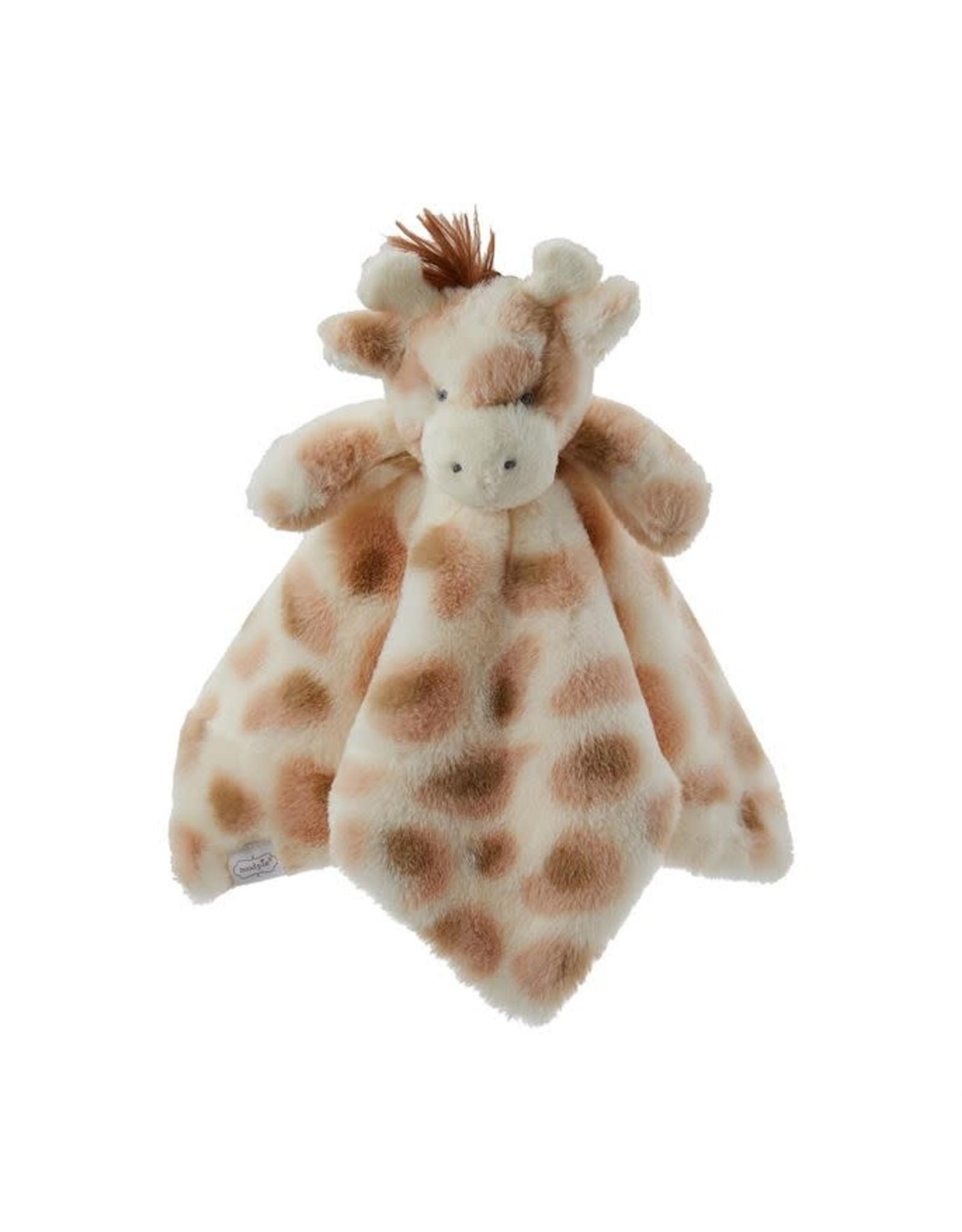 Mudpie Mud Pie - Giraffe Plush Woobie