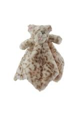 Mudpie Mud Pie - Leopard Plush Woobie