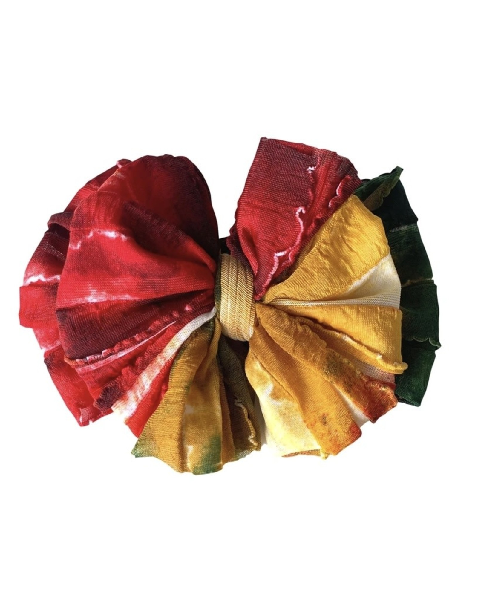 In Awe- Jungle Tie Dye Headband