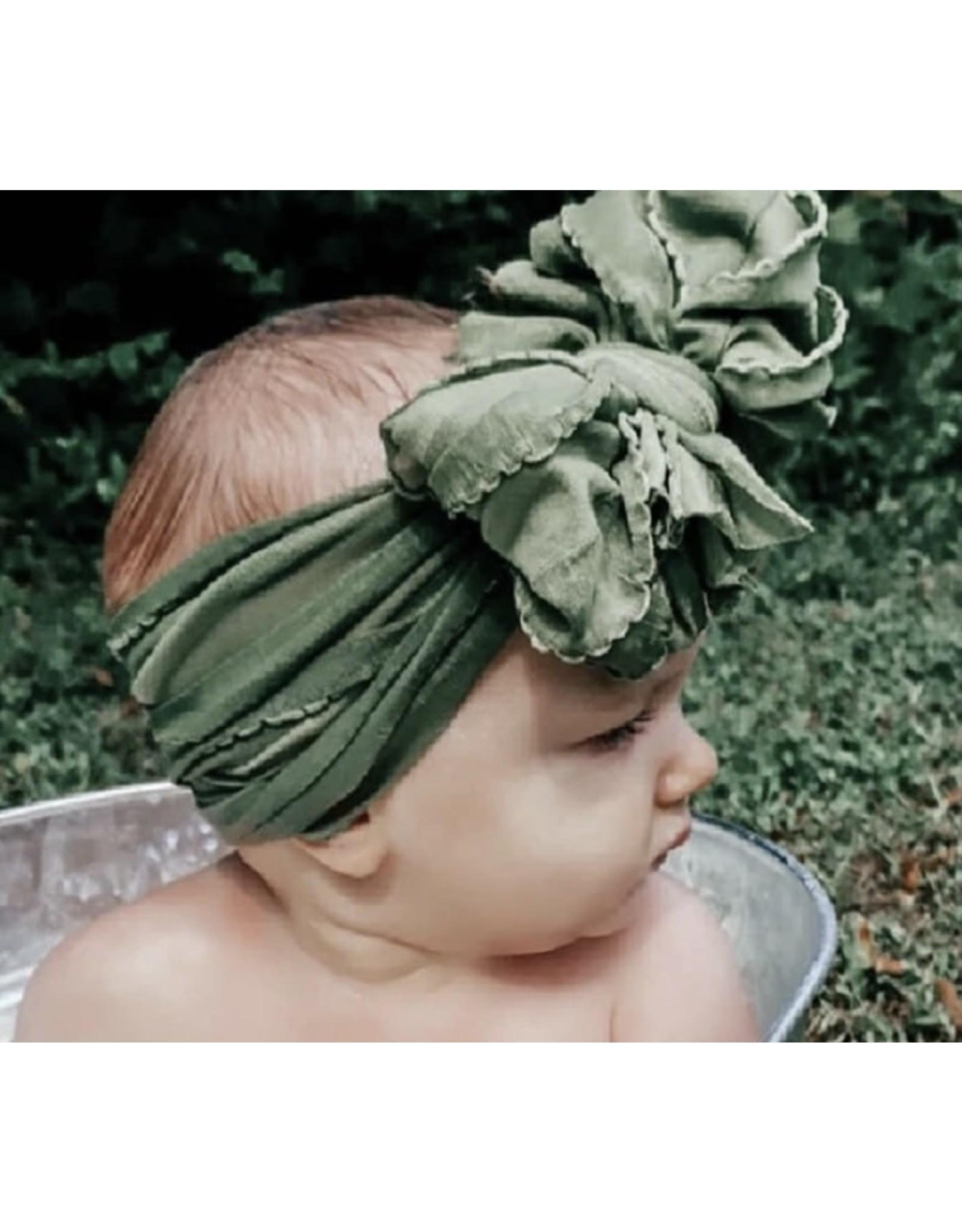 In Awe- Cedar Headband