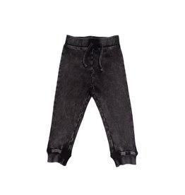 Mish Boys Mish Boys- Distressed Black Denim Pant