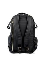 Itzy Ritzy Itzy Ritzy - Boss Diaper Bag Backpack: Jetsetter