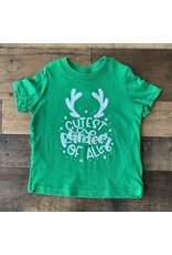 Cutest Reindeer of All Shirt: Green