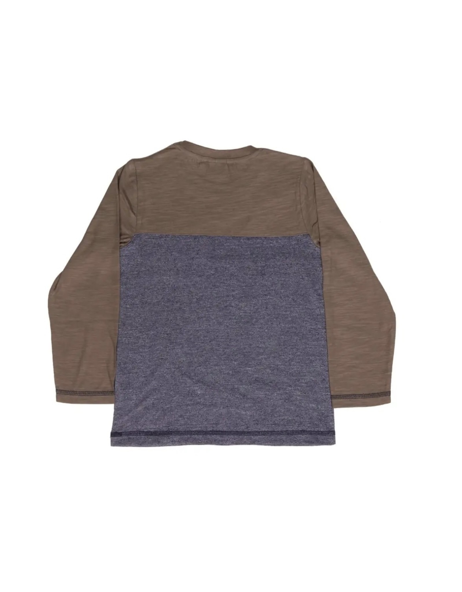 Bear Camp Bear Camp- Long Sleeved Chest Stripe Tee