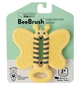 Malarkey Kids Malarkey Kids- Bee Tooth Brush Teether