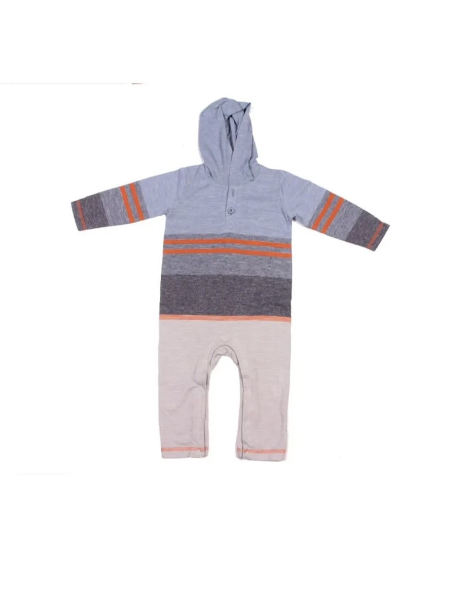 Bear Camp Bear Camp- Yarn Dye Romper