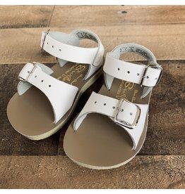 Salt Water Sandals Salt Water Sandals- Surfer: White