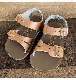 Salt Water Sandals Salt Water Sandals- Sea Wee: Rose Gold