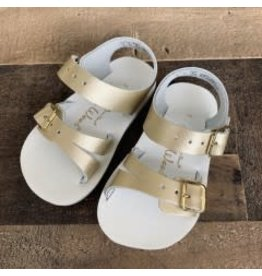 Salt Water Sandals Salt Water Sandals- Sea Wee: Gold