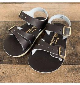 Salt Water Sandals Salt Water Sandals- Surfer: Brown