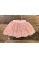 loved by Jade Presley loved by jade presley- Sparkle Star Tulle Skirt