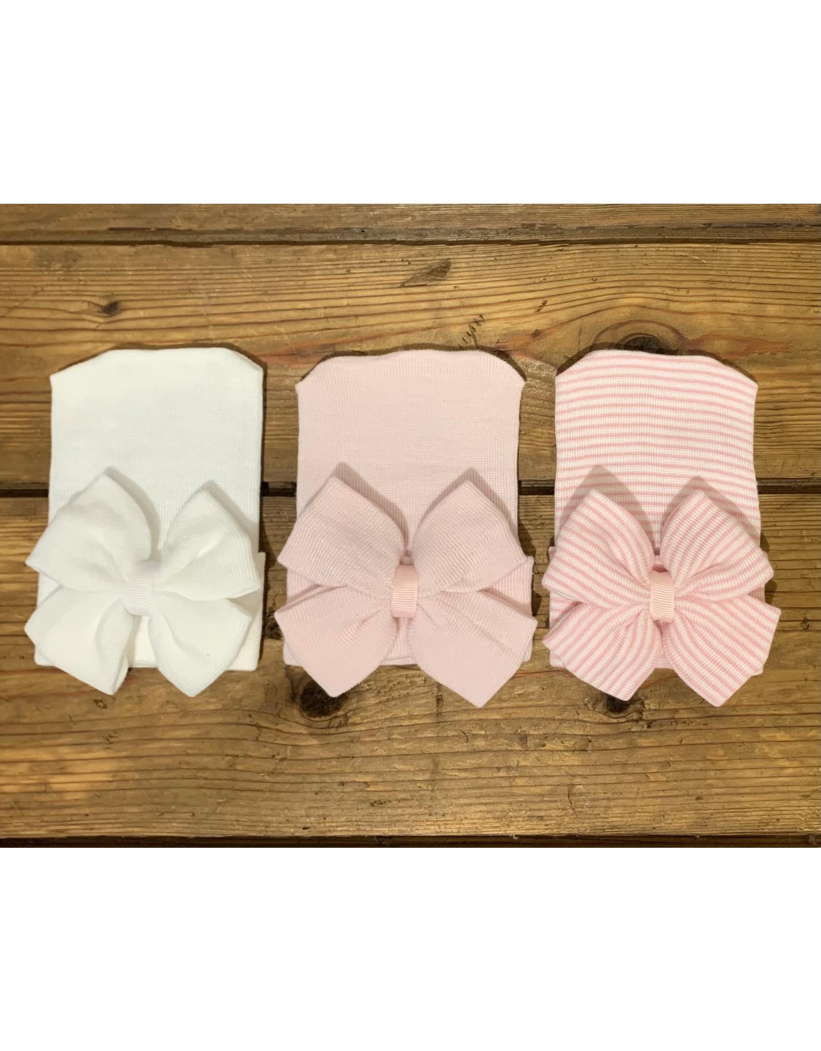 Cradle Cuties - Hat w/ Bow