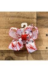 Beyond Creations Beyond Creations- Crochet Edge Crawfish/Fleur De Lis Knot Bow