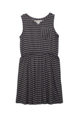 Mabel & Honey Mabel & Honey- Black Sleeveless Knit Dress