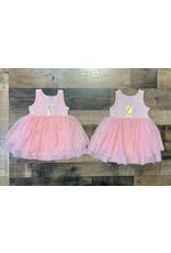 Born to Love- Pink Birthday Tulle Dress