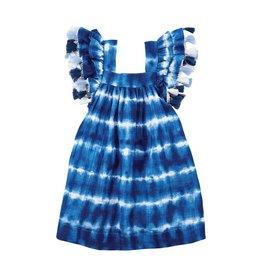 Mudpie Mud Pie- Tie Dye Tassel Dress