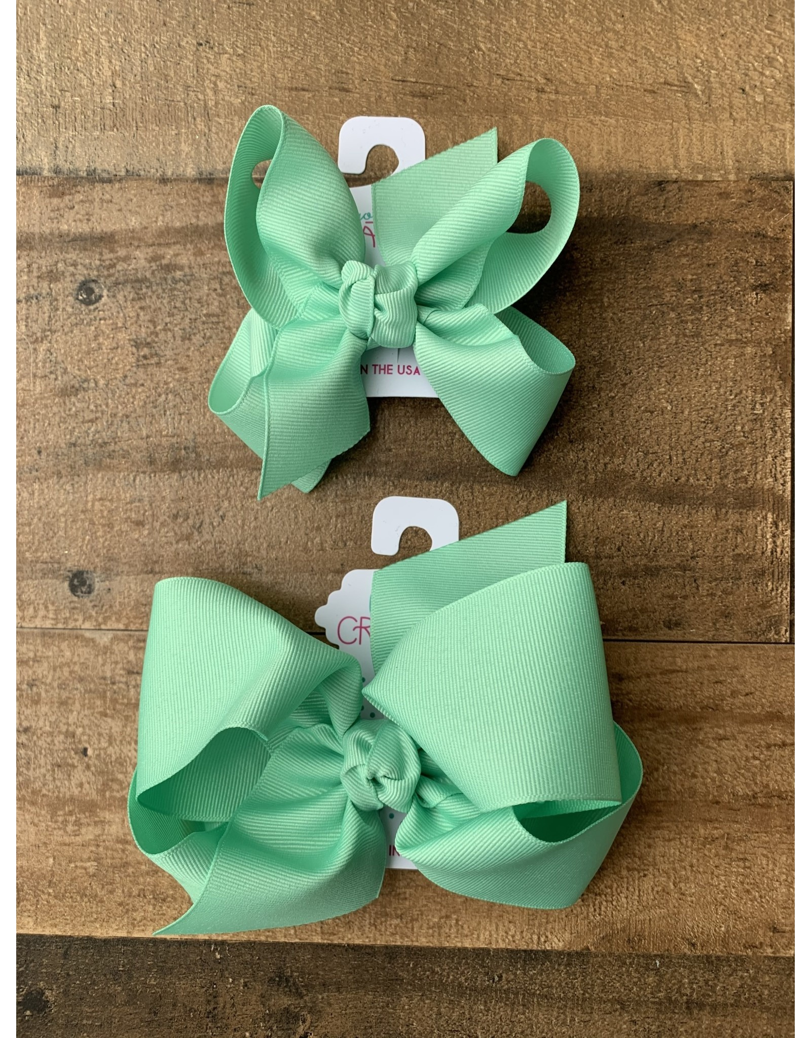 Beyond Creations Beyond Creations- Lucite Grosgrain Knot Bow