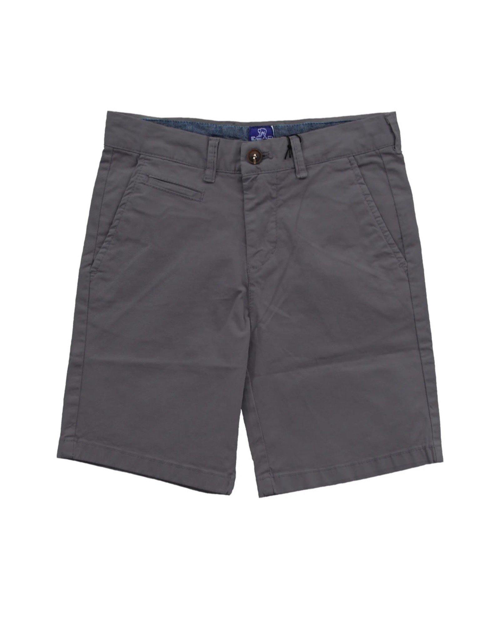 Bear Camp Bear Camp- Ash Grey Kai Twill Toddler Shorts