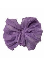 In Awe- Orchid Headband