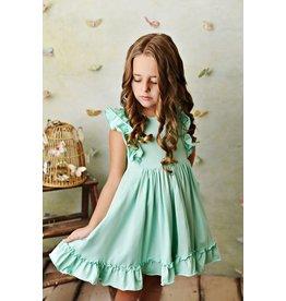 Serendipity Serendipity- Seafoam Bella Pocket Dress