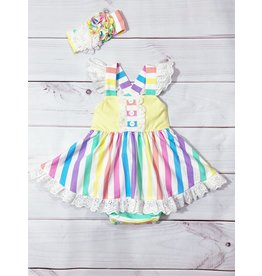 Serendipity Serendipity- Over the Rainbow Bubble Dress