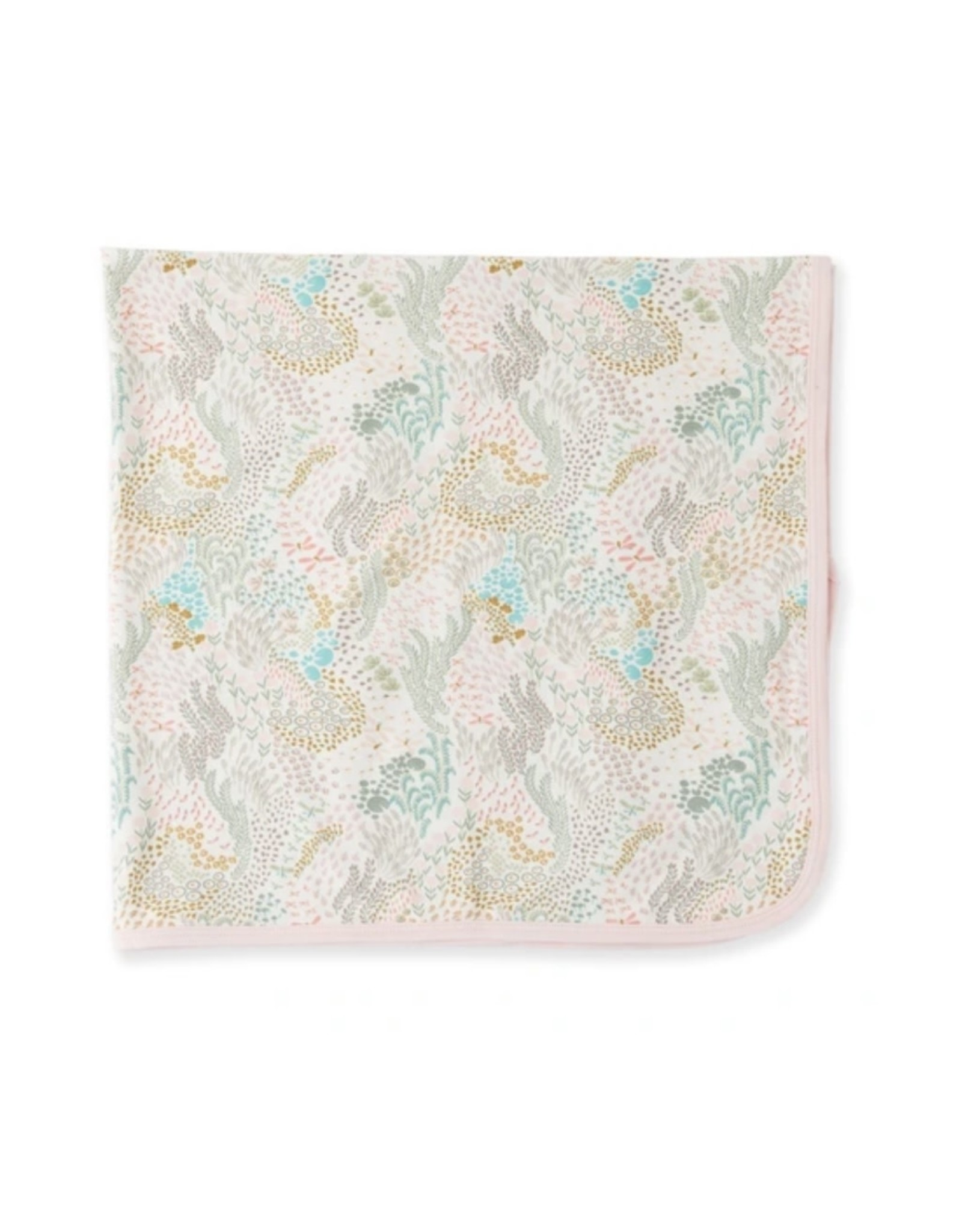 Magnetic Me Magnetic Me- Coral Cay Modal Swaddle